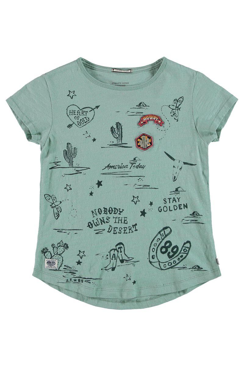 T-shirt Ellen jr