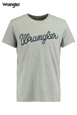 Regular Wrangler crew tee