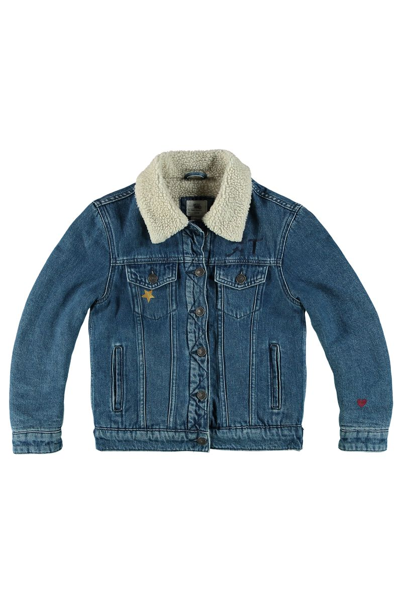 Denim jacket June Jr.