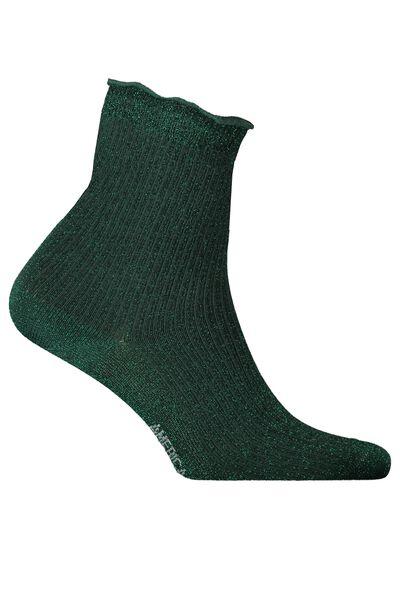 Socks all-over glitter print