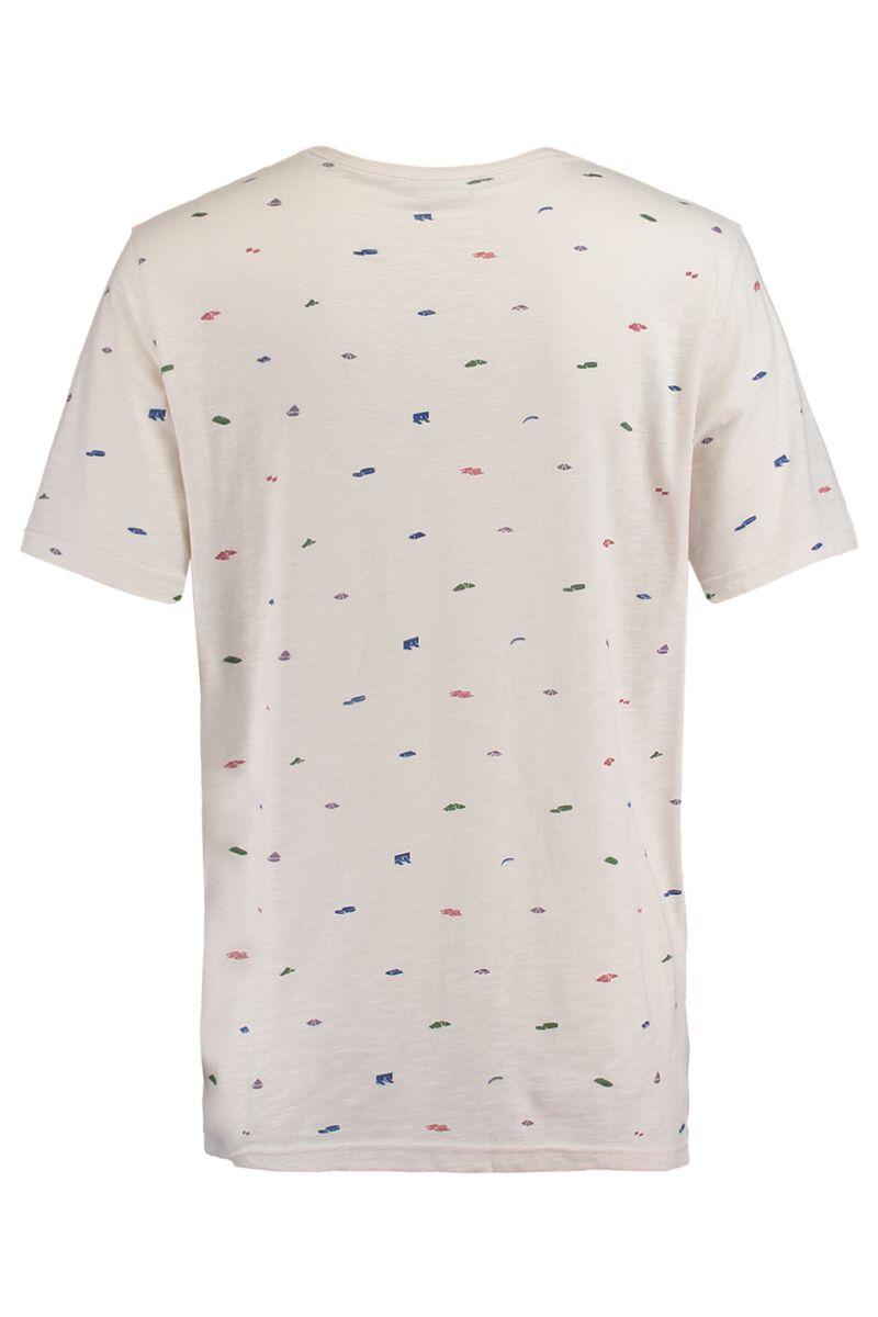 T-shirt Eric AOP Multi