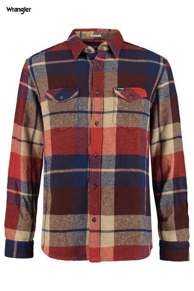Shirt Wrangler Pocket flap