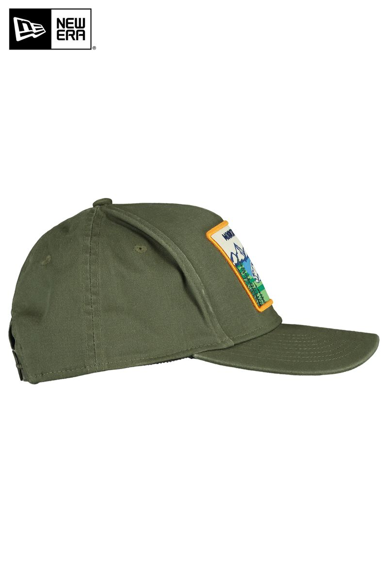 New Era Outdoors 9F stretch snap