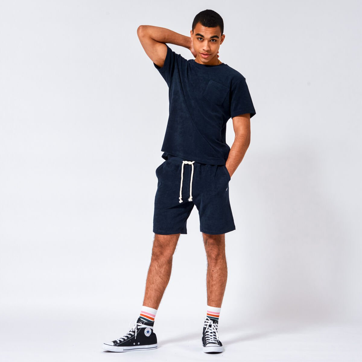 Sweat short Sawyer towelling