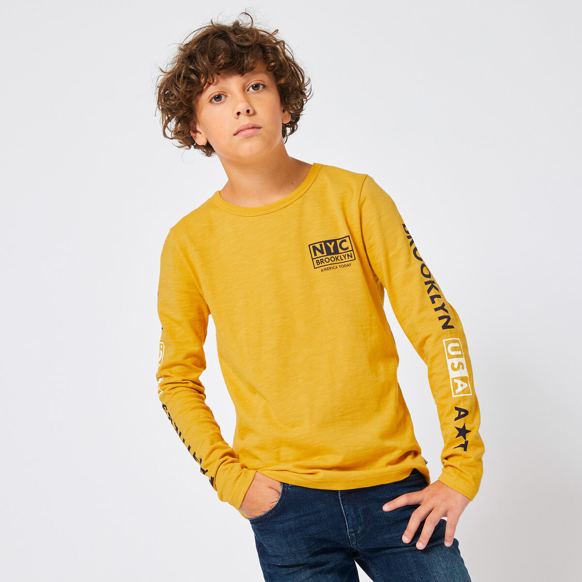 Longsleeve Lee jr