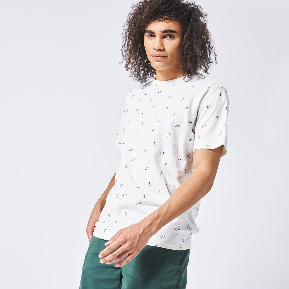 T-shirt Edwald AOP
