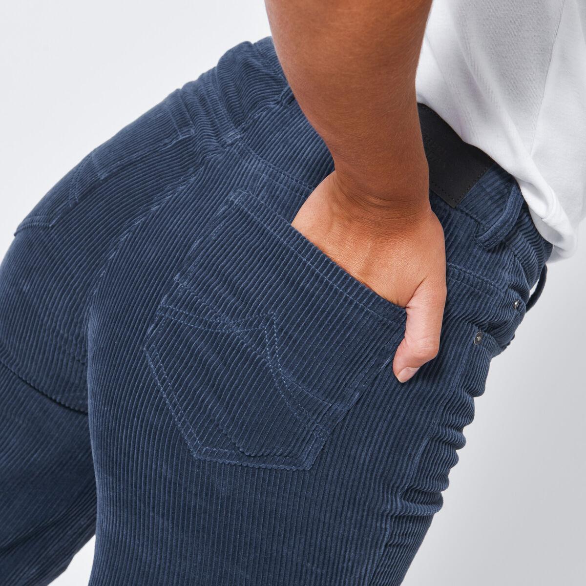 Pantalon Olivia cord