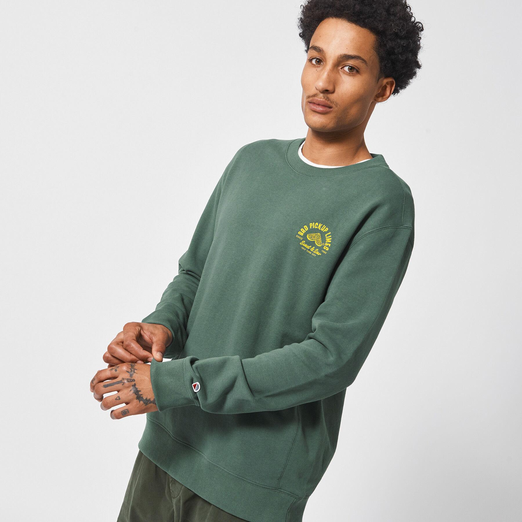 Men Sweater Sagar Green Buy Online