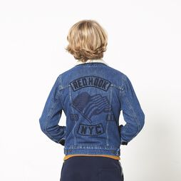 Veste en denim Jacob