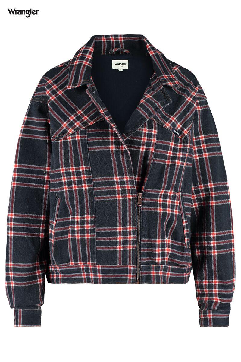 Trucker jacket 80's jacket