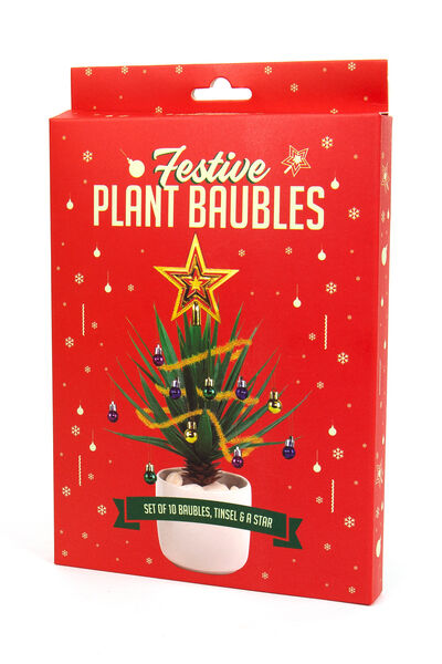 Gift Plant Baubles