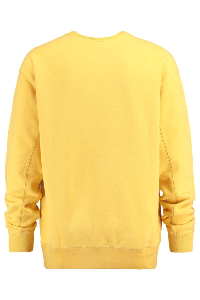9e66c8a8863198 Men Sweater Sewell text Yellow Buy Online