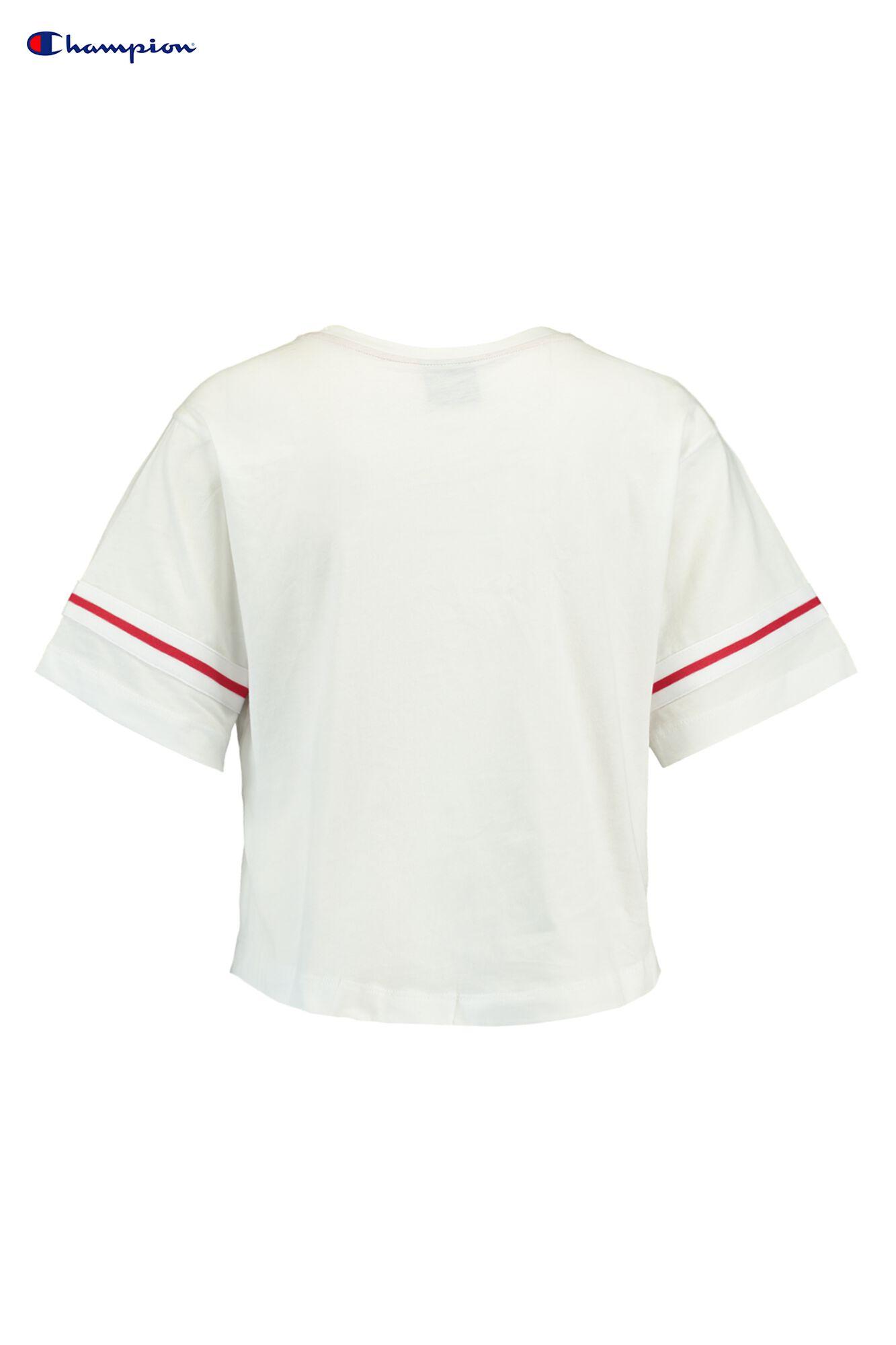 d1956bfac Women T-shirt Champion Manifesto White Buy Online