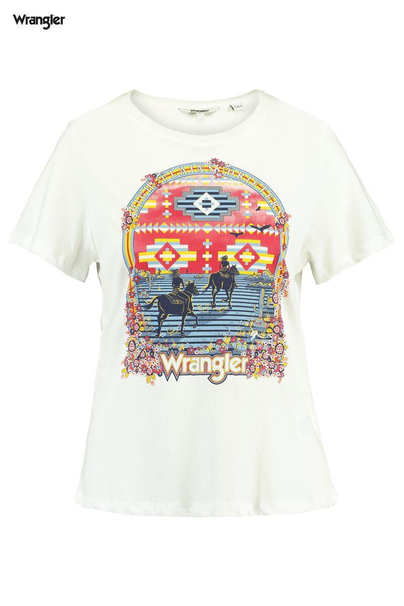 T-shirt Round Tee