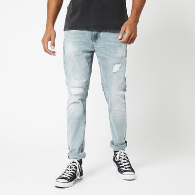 Skinny jeans comfort stretch