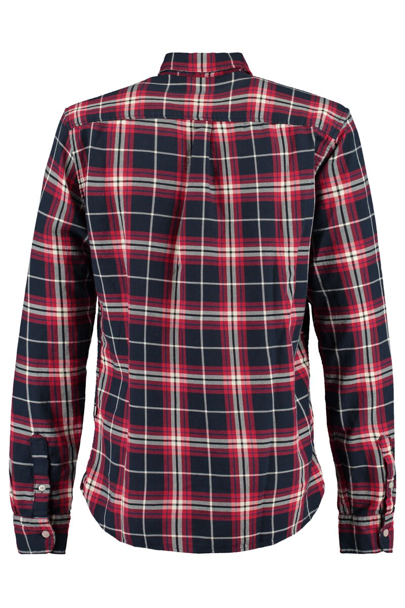 Chemise Hector check