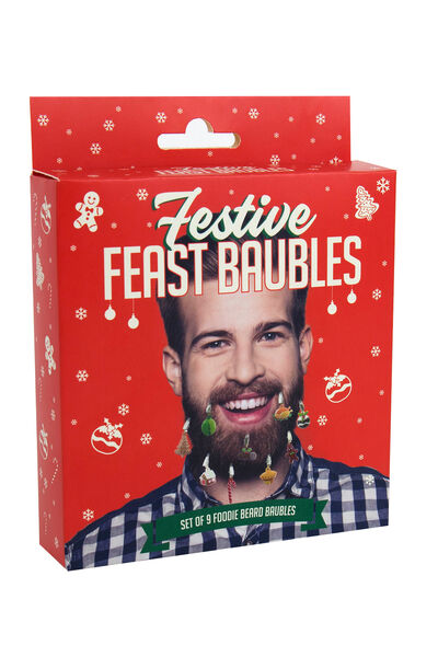 Gift Beard Baubles