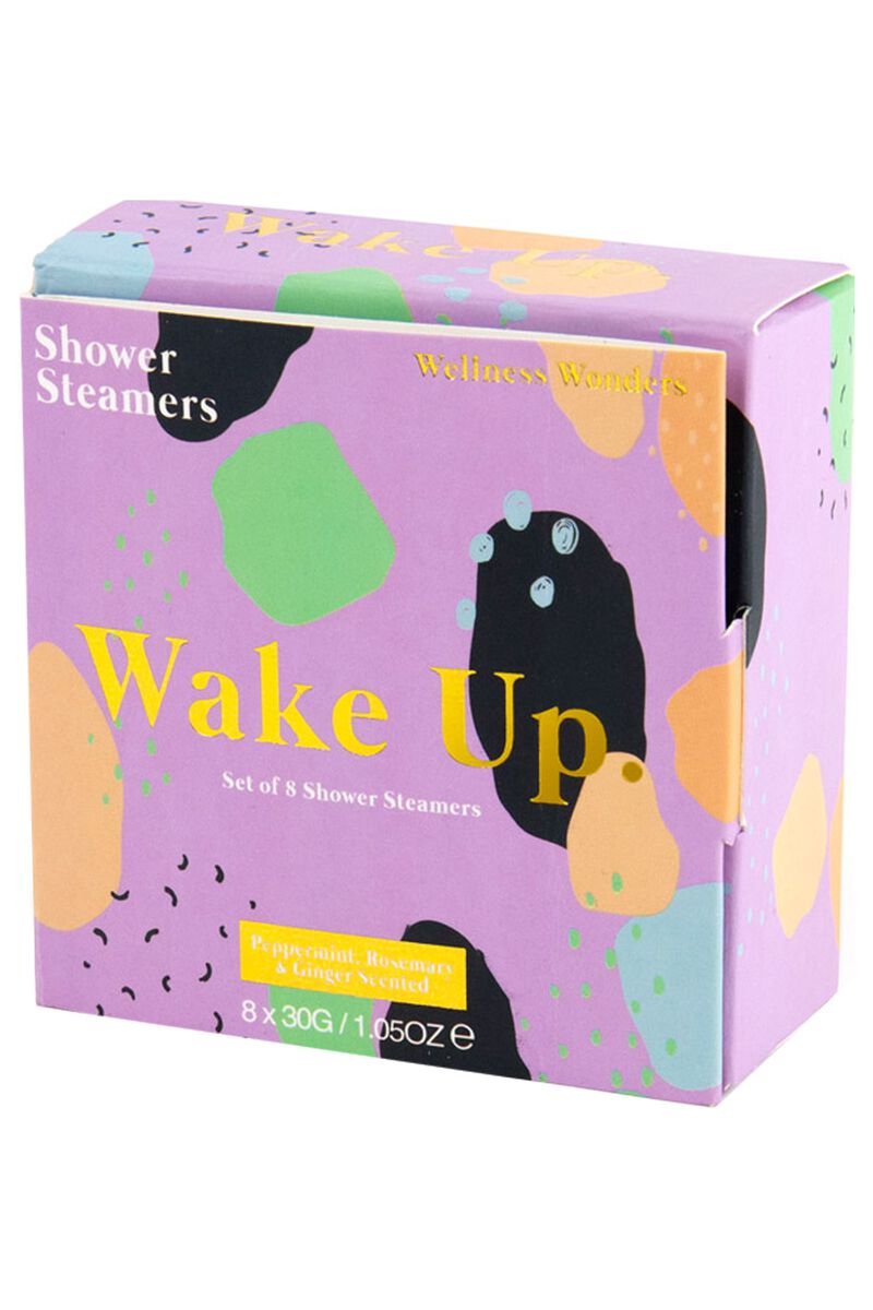 Gift Shower steamer wake up
