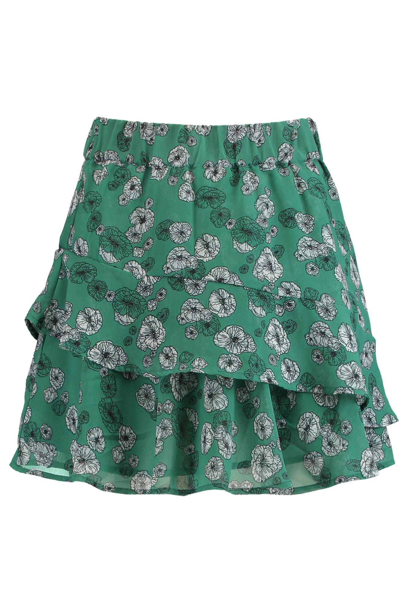 01bae00d5ac8 Women Skirt Riley Green Buy Online | America Today