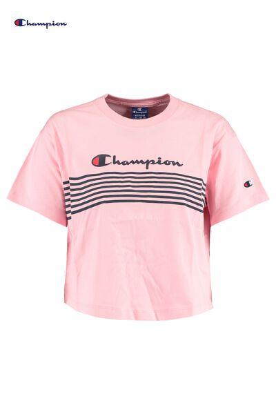 Champion T-shirt cropped