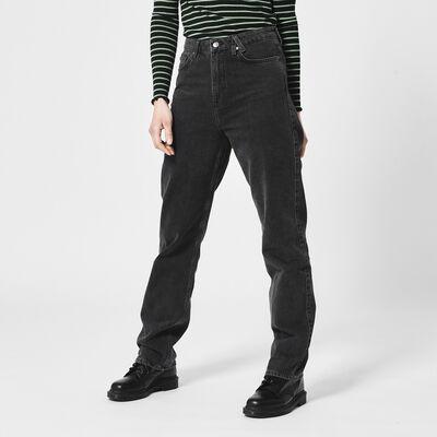 Straight fit jeans mid waist