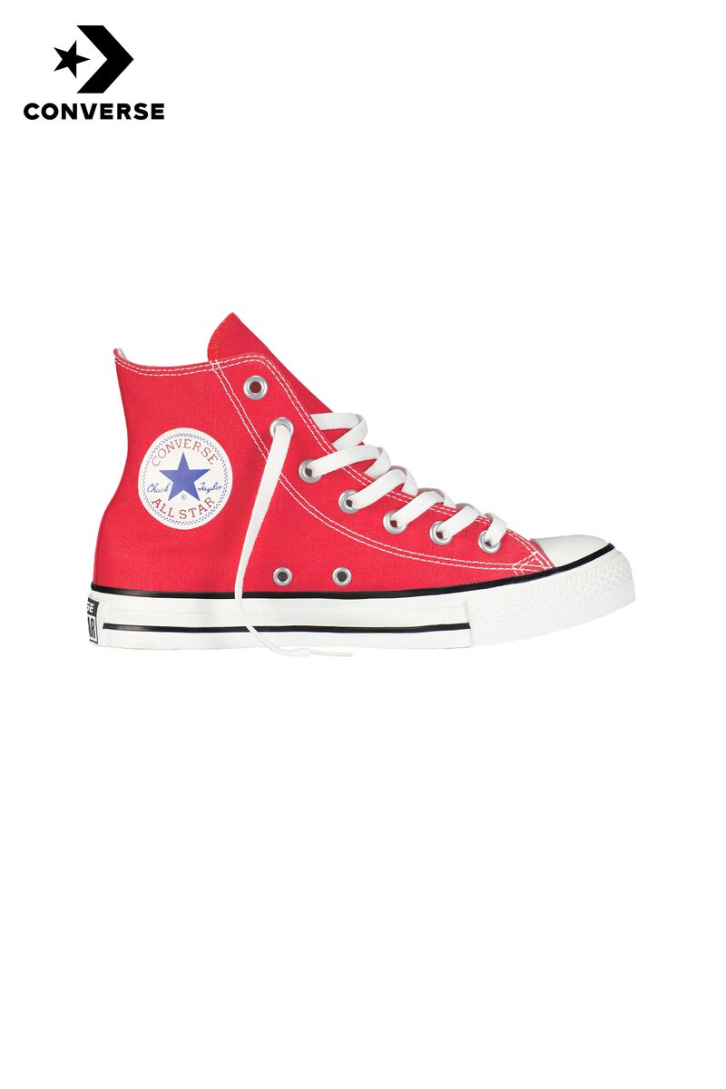 Men Converse All Stars All Star Hi canvas Red Buy Online 4ed7a44307