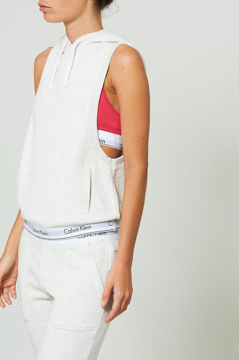 Pyjama Top Hoodie Sleevless