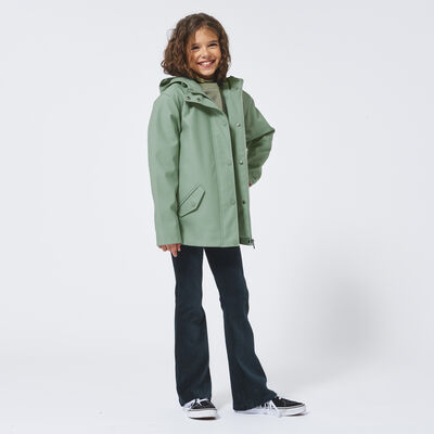 Lined rainjacket gender-neutral