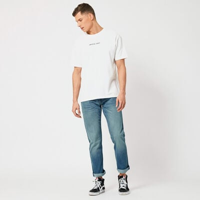 Straight fit jeans Dean