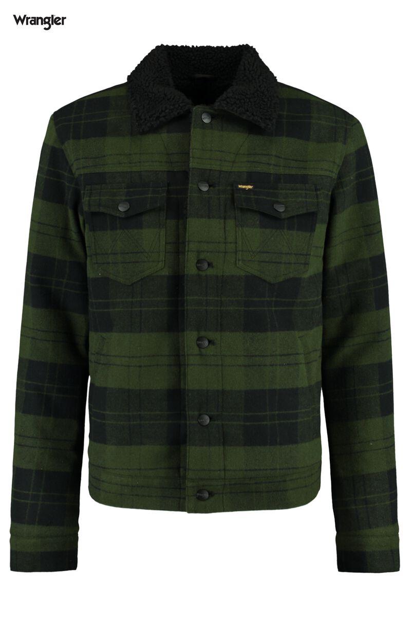Jacket The trucker