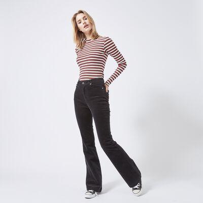 Pantalon flared Peggy