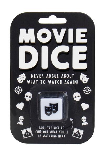 Gift Movie Dice
