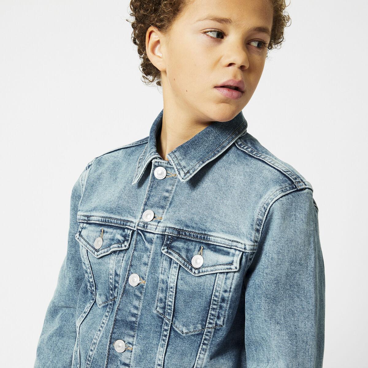 Spijkerjasje Jamal Jr