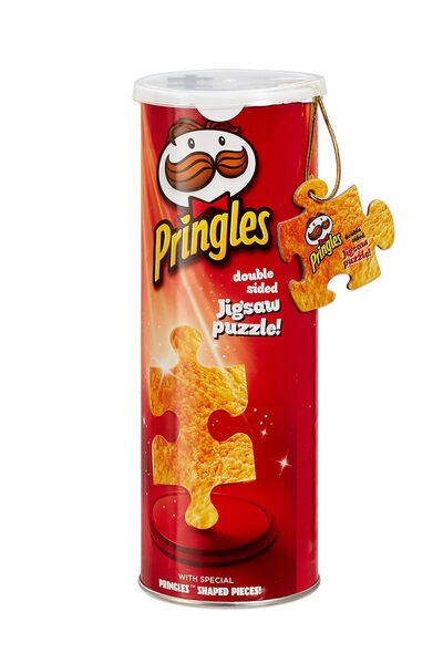 Gift Pringles Puzzle
