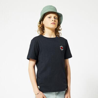T-shirt Aloha State borduring