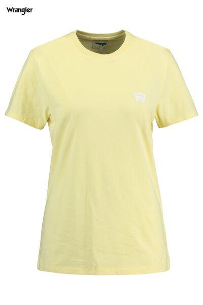 T-shirt Wrangler SS Sign off