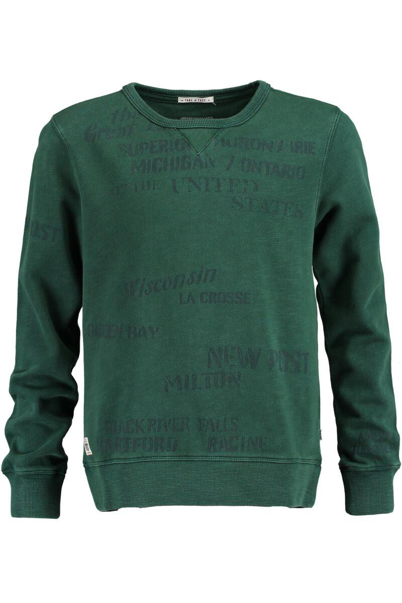 Sweater Sheldon Jr.