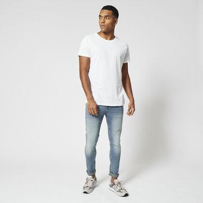 Basic T-shirt 100% réalisé en coton biologique