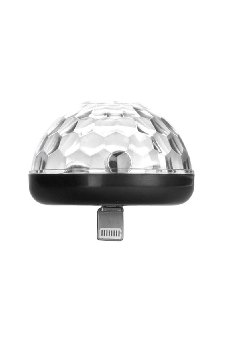 Gift Black Disco Phone Light