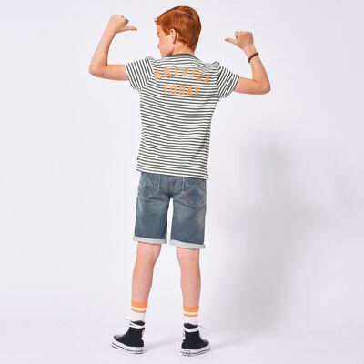 T-shirt Ezra stripe
