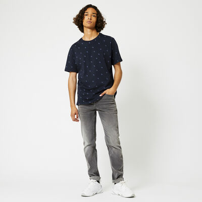 T-shirt imprimé intégral