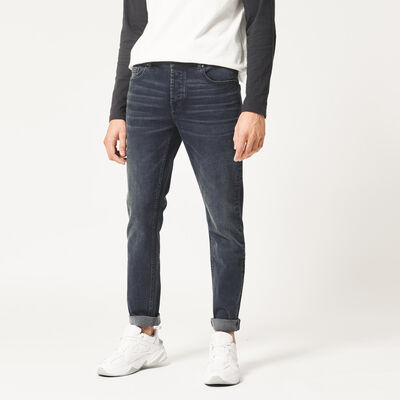 Slim leg jeans stretch