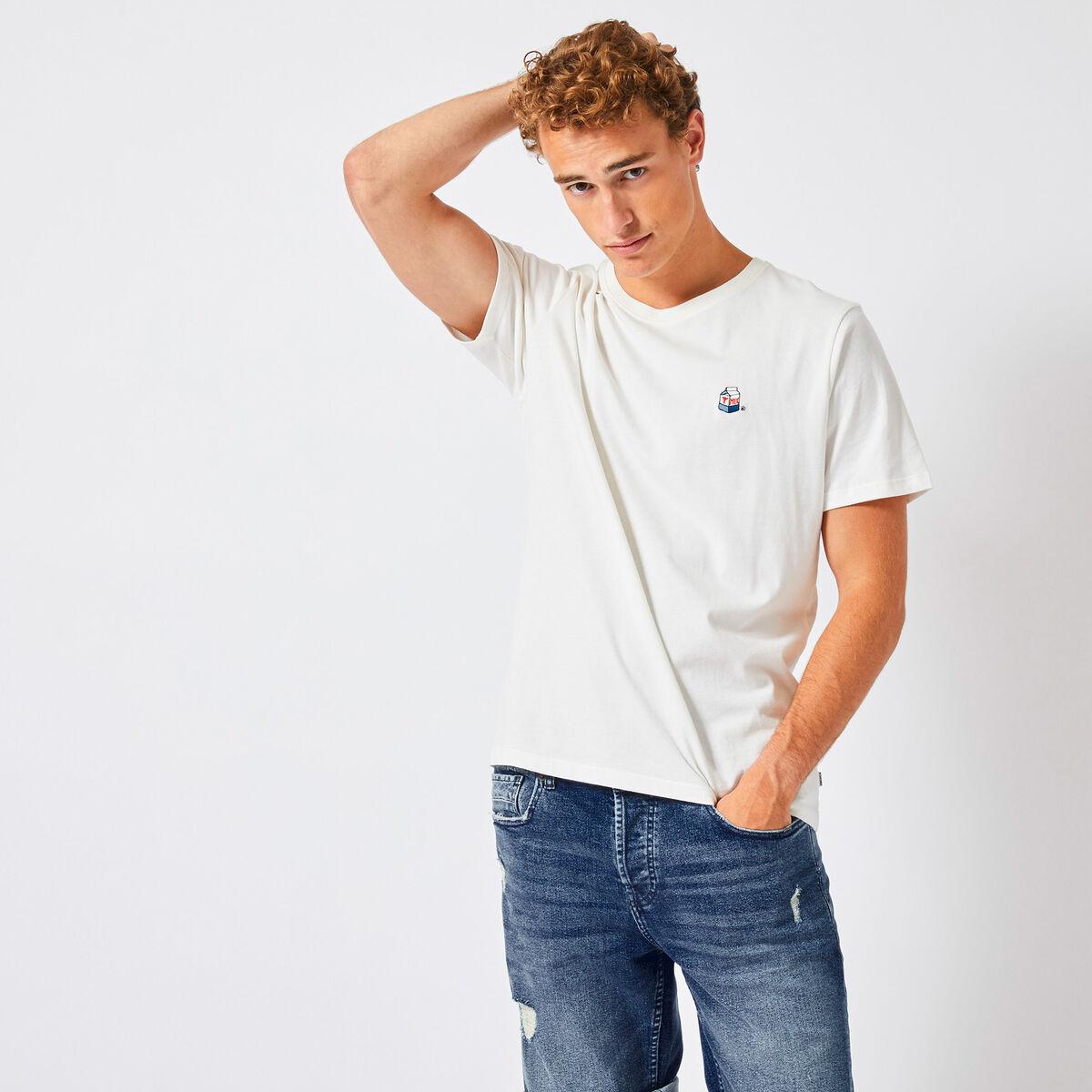 T-shirt Earl Curve
