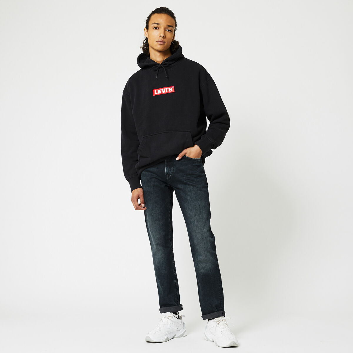 Hoodie Relaxed graphic hood