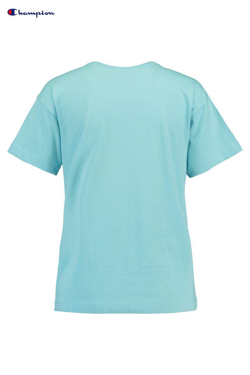 T-shirt American logo tee