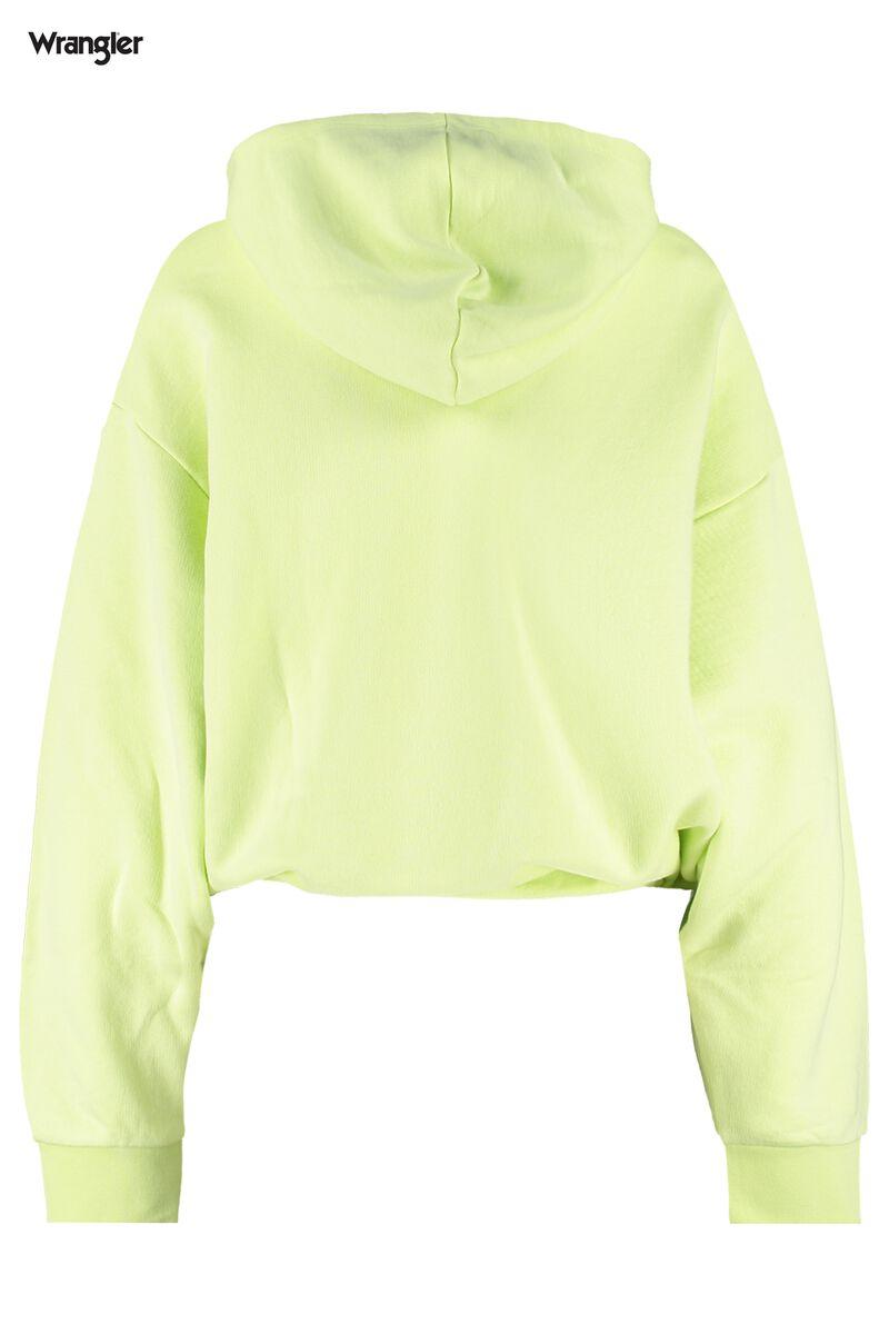 Hoodie Drawcord waist hoody