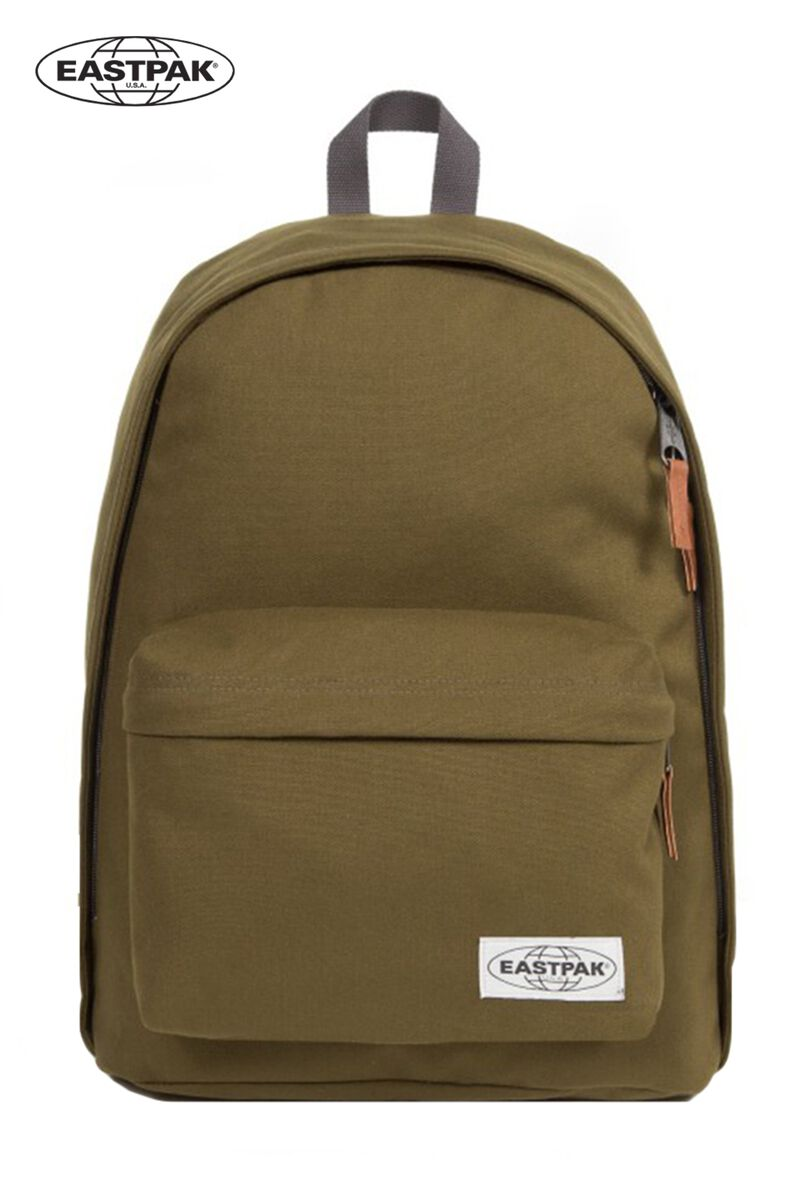 37f42c7abce Men Bagpack Eastpak Out of Office upgrade Green Buy Online