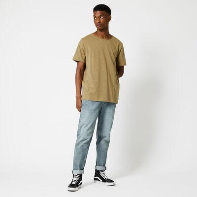 T-shirt 100% biologisch katoen