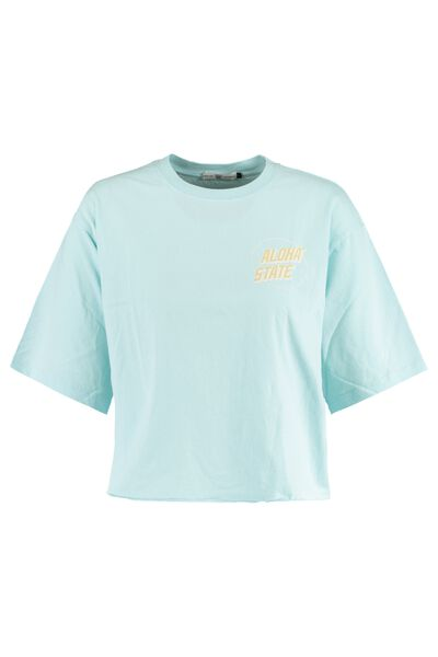 T-shirt cropped fit