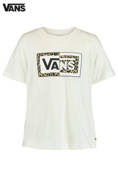 T-shirt Vans Split Leopard
